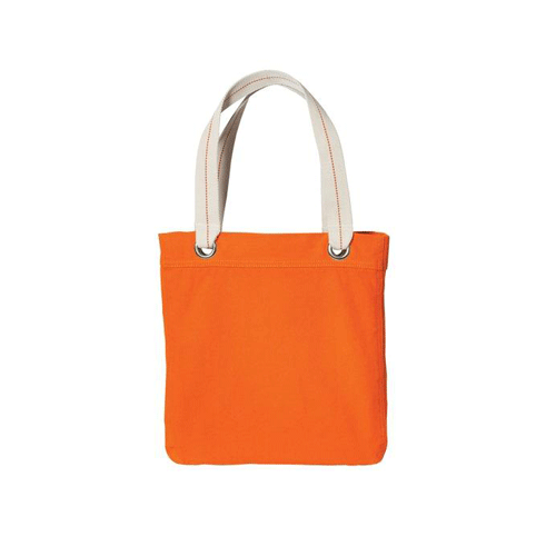 Allie Cotton Canvas Tote Bags - Just Towels