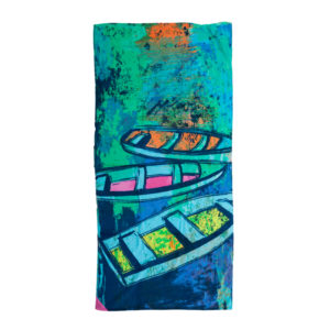 Boats Hot Prints Brazilian Beach Towel